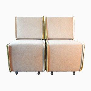 Dutch Lounge Chairs by Merkx+Girod, 2003, Set of 2