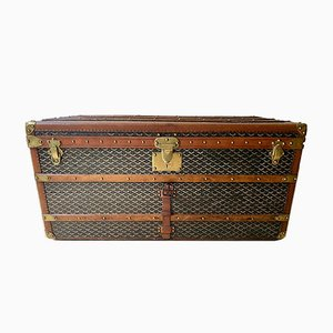 Antique Trunk by Goyard