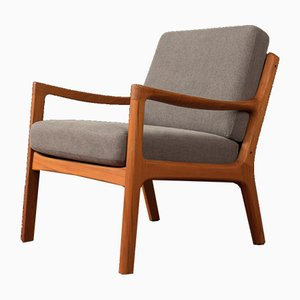 Lounge Chair by Ole Wanscher for France & Søn / France & Daverkosen, 1960s