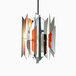 Mid-Century Pendant Lamp by Simon Henningsen for Lyfa