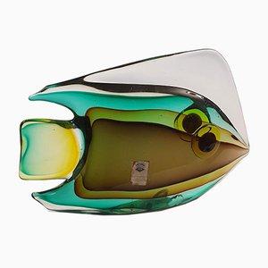 Dekorativer Fisch von Antonio da Ros für Cenedese, 1960er