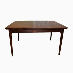 Mid-Century Rosewood Dining Table