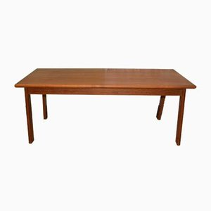 Mid-Century Teak Coffee Table from Imha