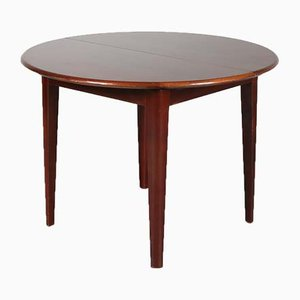 Dutch Rosewood Dining Table, 1960s