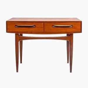 Schreibtisch von Louis van Teeffelen für WéBé, 1960er