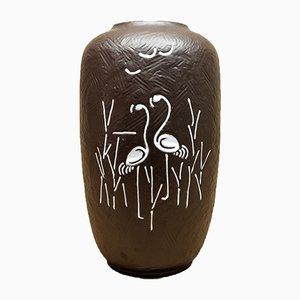 Vintage Keramikvase, 1970er