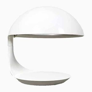 Cobra Table Lamp by Elio Martinelli for Martinelli Luce, 1980s
