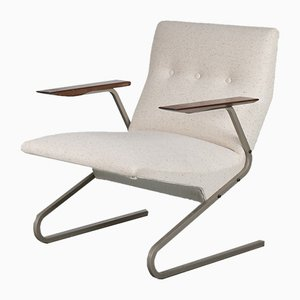 Belgian Lounge Chair by Georges van Rijck for Beaufort, 1960s