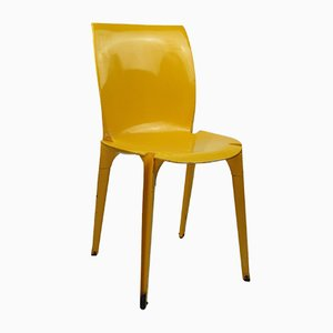 Model Lambada Dining Chair by Marco Zanuso & Richard Sapper for Gavina, 1960s