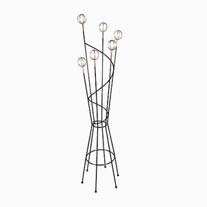 Astrolabe Coat Stand by Roger Feraud, 1950s