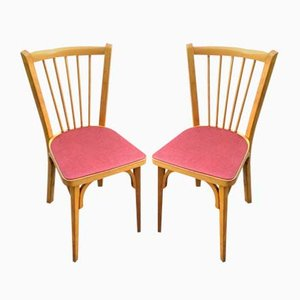 Dining Chairs from Baumann, 1960s, Set of 2