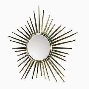 Miroir Soleil par Gilbert Poillerat, années 40