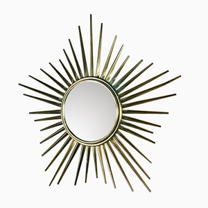 Sun Mirror by Gilbert Poillerat, 1940s