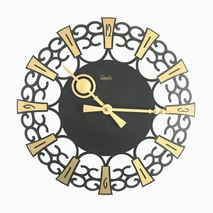 Vintage Wall Clock, 1960s