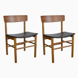 Danish Dining Chairs from Farstrup Møbler, 1960s, Set of 2