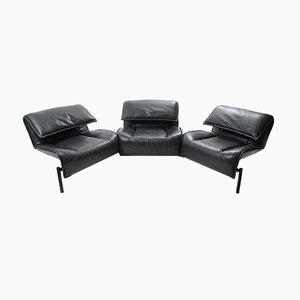 Veranda Sofa by Vico Magistretti for Cassina, 1990s