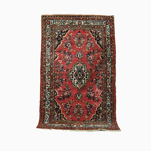 Vintage Middle Eastern Sarouk Carpet, 1950s