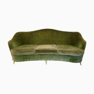 Italienisches Mid-Century Sofa von Gio Ponti für ISA, 1950er