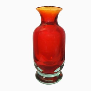 Vase von Seguso Vetri d'Arte, 1950er