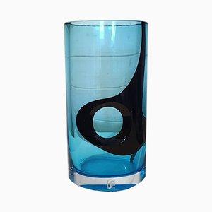 Art Glass Vase by Livio Seguso for Seguso Arte Vetro, 1980s