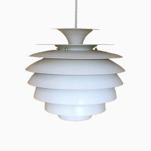Lampe à Suspension Modèle Barcelona Vintage par Bent Karlby pour Lyfa, années 60