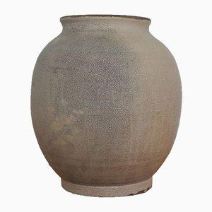 Vase Art Déco en Céramique par Jean Besnard, France, années 30