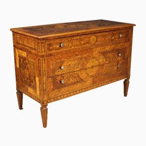 Italian Louis XVI Style Rosewood Dresser, 1960s