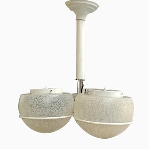 Lámpara de techo de Reggiani, años 70