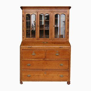 Antique Cherry & Pine Buffet