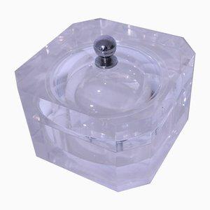 Vintage Plexiglas Box