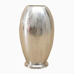 Versilberte Ikora Vase von WMF, 1960er