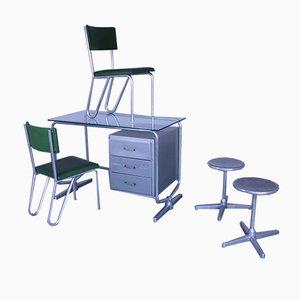 Vintage September Schreibtisch Set von Sordina, 5er Set
