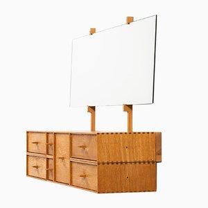 Table d'Appoint Modèle Luxus Combi par Östen Kristiansson pour Luxus, Suède, 1950s