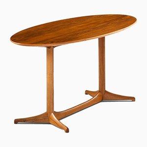 Table d'Appoint Modèle Plommonet par Kerstin Horlin Holmquist pour NK, Suède, 1950s