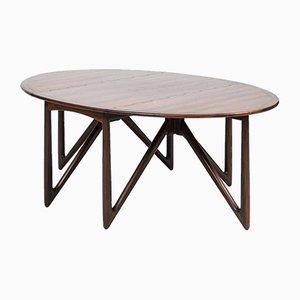 Table de Salle à Manger en Palissandre par Kurt Østervig pour Jason Møbler, Danemark, 1960s