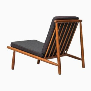 Rosewood Model Domus Lounge Chairs by Alf Svensson for Dux, 1950s, Set of 3