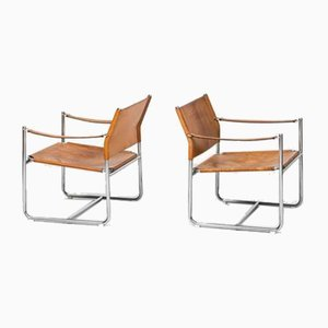 Rosewood Model Amiral Lounge Chairs by Karin Mobring for Ikea, 1960s, Set of 2