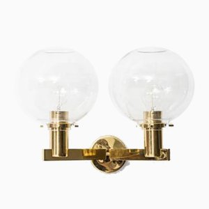 Model V-305/2 Wall Lights by Hans-Agne Jakobsson, 1960s, Set of 4