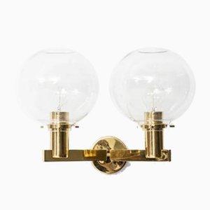 Modell V-305/2 Wandlampe von Hans-Agne Jakobsson, 1960er