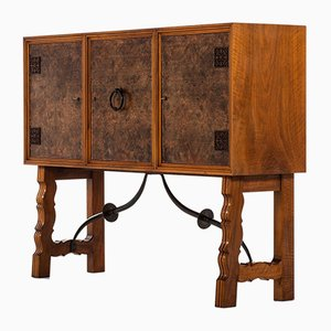 Swedish Cabinet by Otto Schulz for Boet, 1930s