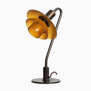 Lámpara de mesa modelo Snowdrop PH 2/2 de Poul Henningsen para Louis Poulsen, años 30