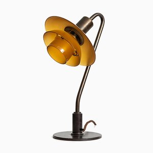 Model PH 2/2 Snowdrop Table Lamp by Poul Henningsen for Louis Poulsen, 1930s