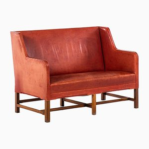 Rosewood Model No. 5011 Sofa by Kaare Klint for Rud. Rasmussen, 1930s