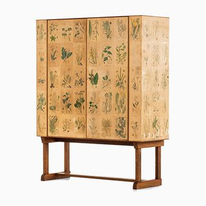 Rosewood Model 852 Flora Cabinet by Josef Frank for Svenskt Tenn, 1937