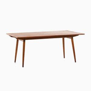 Table de Salle à Manger Modèle JH-570 par Hans J. Wegner pour Johannes Hansen, 1951