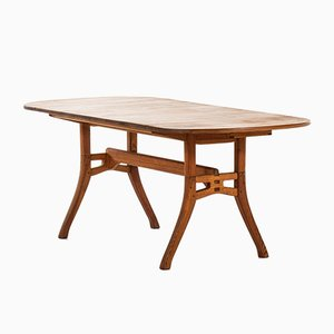 Table de Salle à Manger par Carl Malmsten pour Karl Andersson & Söner, Suède, 1940s