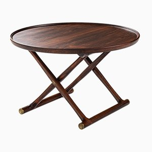 Table Basse par Mogens Lassen pour A.J. Iversen, 1930s