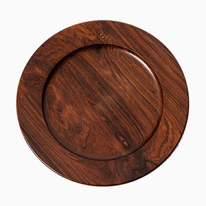 Danish Rosewood Coasters by Jens Quistgaard, 1950s, Set of 13