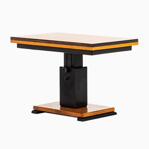 Rosewood Model Ideal Dining Table by Otto & Bo Wretling, 1930s