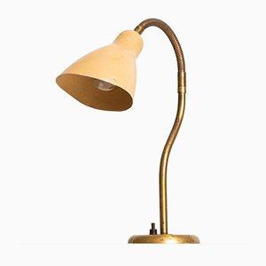 Lampe de Bureau avec Bras Flexible, Suède, 1950s